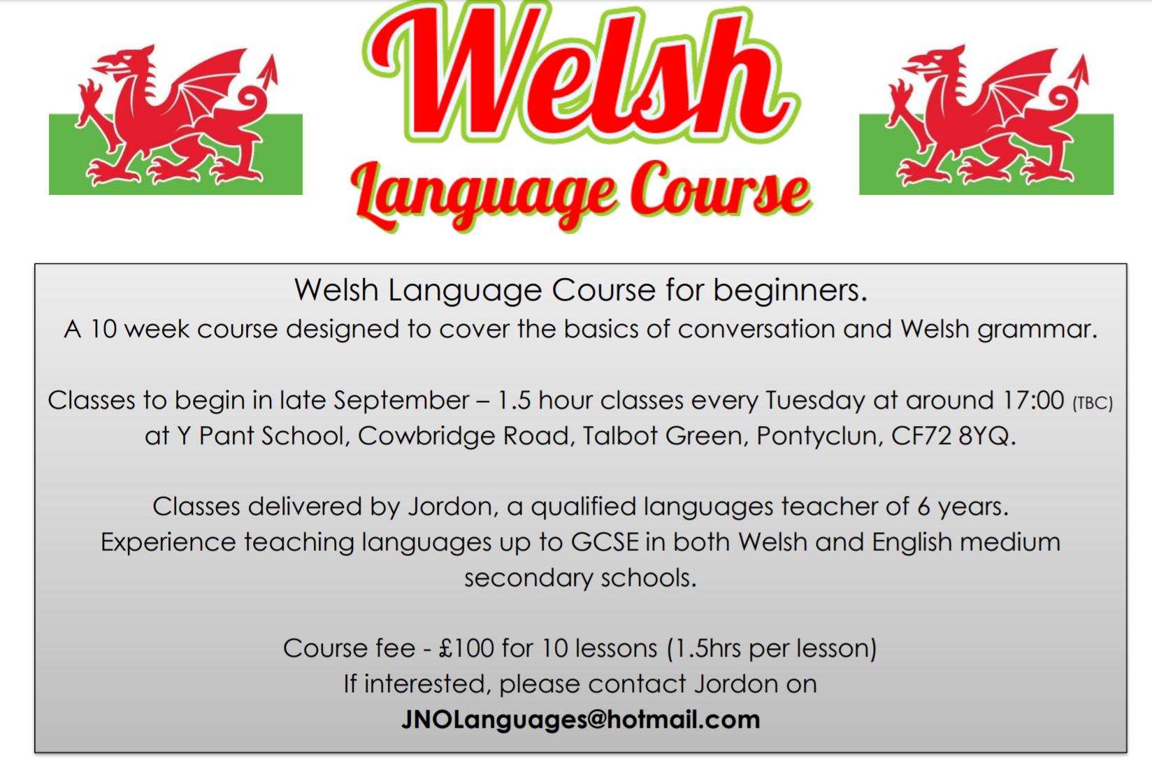 Welsh coursework help